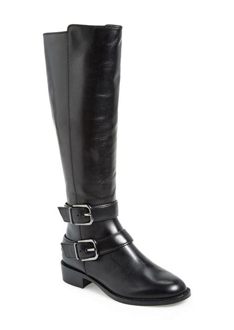 via spiga via spiga bernadette leather boot