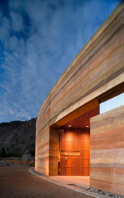 Modern Home Design Kelowna by Rammed Earth Architecture Havanahyde