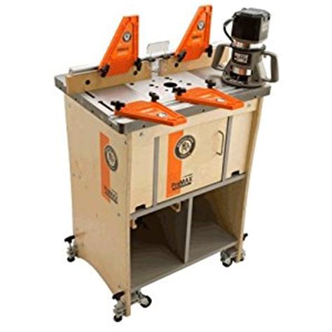 bench dog pro top bench dog promax complete router table system includes