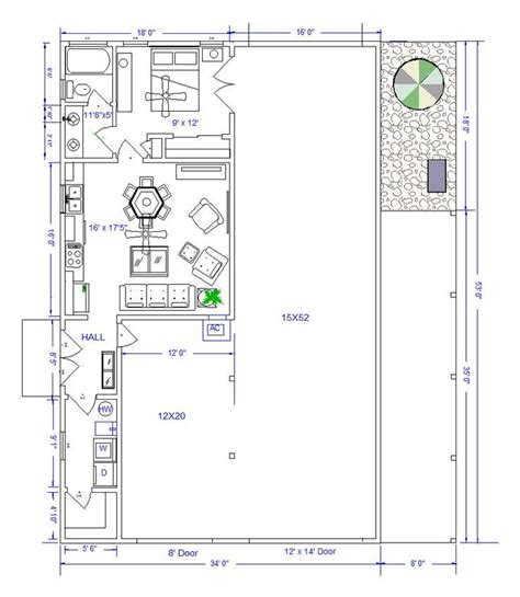garage floor plans with living quarters 25 best ideas about rv garage plans on pinterest rv