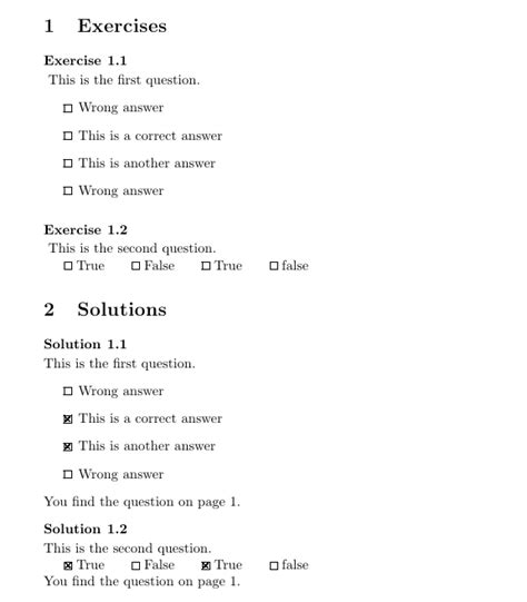 java tutorial mcq questions and answers book design how to type multiple choice questions with