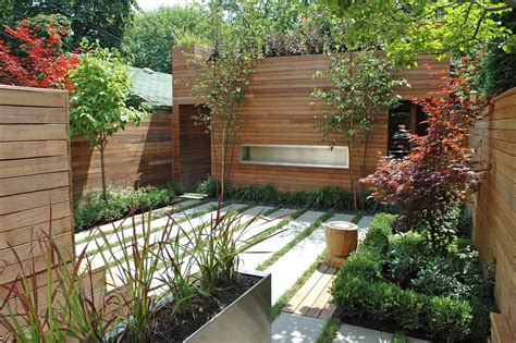 cheap backyard landscaping ideas no grass on a budget of