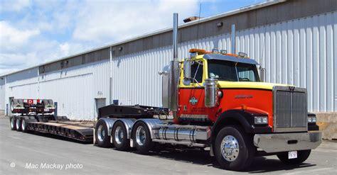 big kenworth trucks truckfax big and bigger kenworth