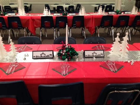 Decorating Ideas Church Banquet Church Banquet Decorations Catering Table