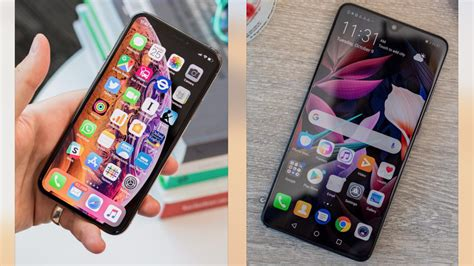 iphone xs vs huawei mate 20 macworld uk
