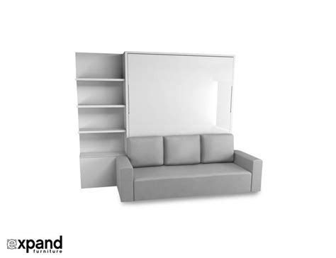 murphysofa clean king size murphy 25 best ideas about murphy bed with couch on pinterest