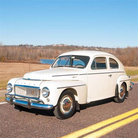 Volvo Two Door by 1958 Volvo Pv444 Two Door Sedan