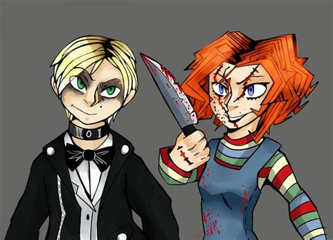 chucky doll x reader chucky and by voltech73 on deviantart