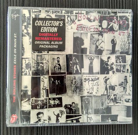 Cd Original Rolling Stones Exile On St rolling stones exile on st post cards cd ed limitada r 64 99 em mercado livre