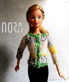 Lubella Brown Jersey Set 2in1 doll clothes and patterns on