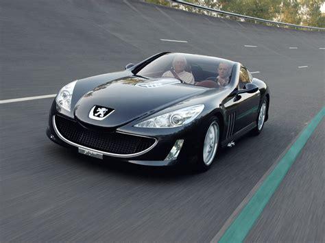 peugeot supercar 2004 peugeot 907 concept peugeot supercars net