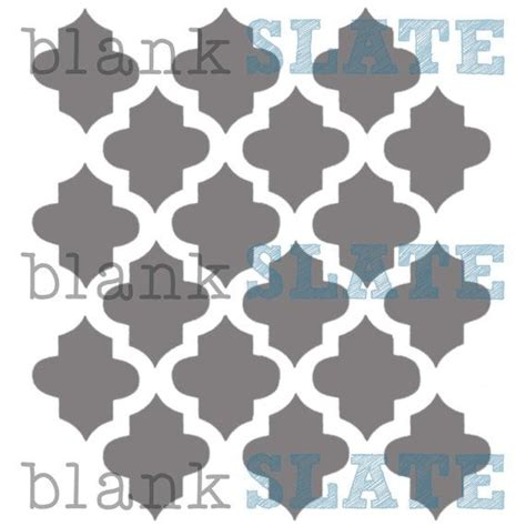 moroccan pattern wall stencil master bedroom feature wall moroccan stencil 8x8 by