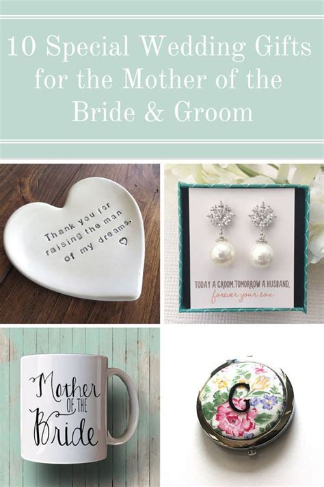 10 Special Wedding Gifts for the Mother of the Bride and