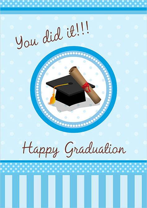 Free Printable Graduation Cards printable graduation cards