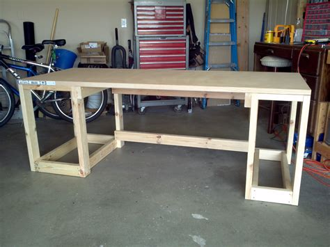 Building A Desk Jeff Johnson Diy Build A Desk