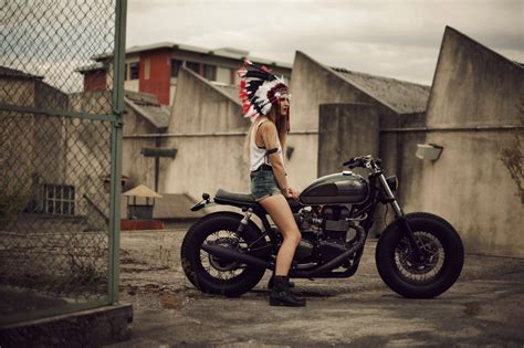 garage moto triumph triumph bonneville custom by ton up garage