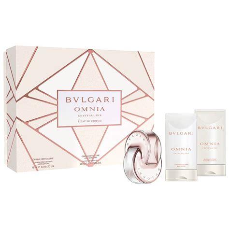 Jual Parfum Bvlgari Omnia Crystalline bvlgari omnia crystalline l eau de parfum set bei