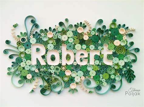 quilling names tutorial 1000 images about quilling by tihana poljak on pinterest