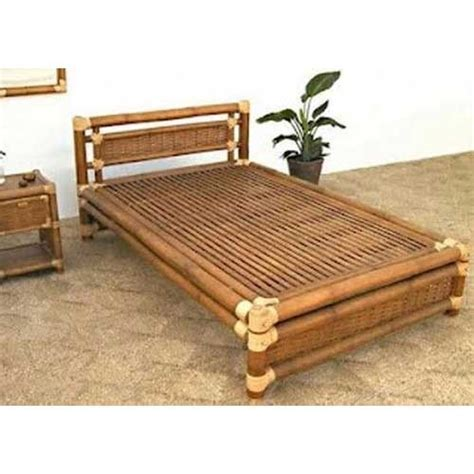 bamboo futon bamboo or cane bed view specifications details of