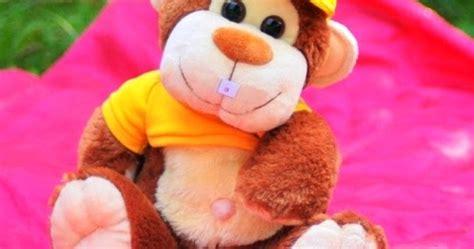 Boneka Si Bebek Syal gambar boneka monyet imut gambar boneka lucu