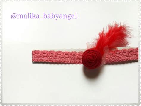 Bandana Bayi Handmade jual headband bandana bando bayi dan balita handmade