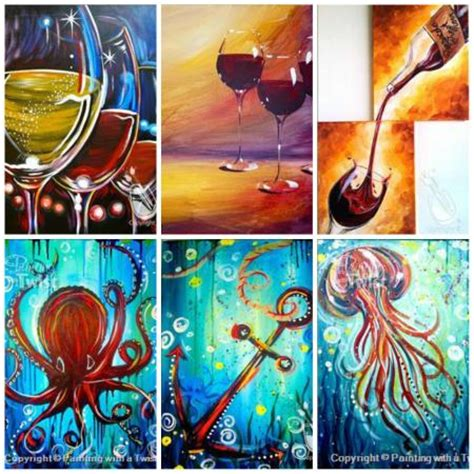 painting with a twist paint used painting with a twist carrollwood ta fl updated