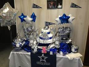 candyladies on twitter quot dallas cowboys baby shower candy buffet http t co ub7a1olw quot