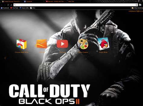 theme google chrome nvidia black ops ii chrome theme themebeta