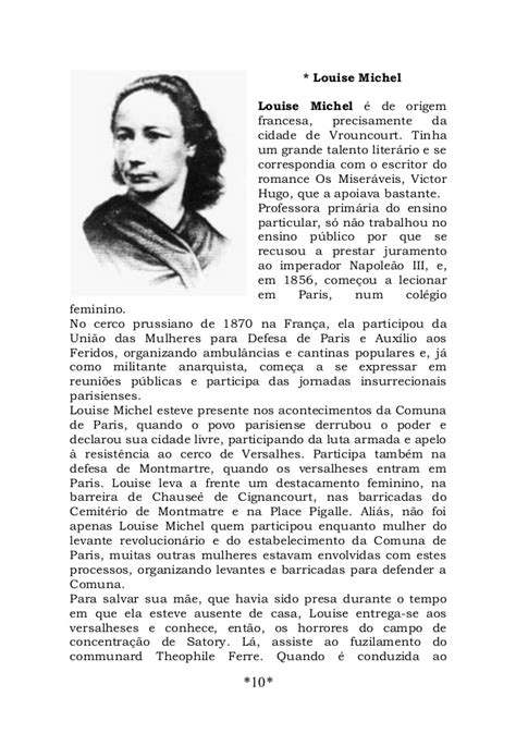 Mulheres Anarquistas, O Resgate de uma História Pouco Contada
