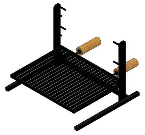 Backyard Grill Adjustable Lg Xl Grate Adjustable Cfire Grill Plans
