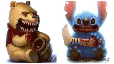 imagenes tiernas de zombies navidenas este artista transform 243 a 10 queridos personajes animados