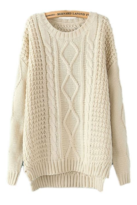 how to wear a cable knit sweater beige white cable knit sweater winter sweaters for