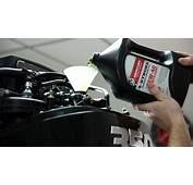 The Outboard Expert Oil Facts And Myths  Boatscom