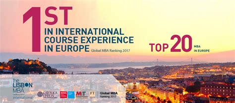 Lisbon Mba Program by The Lisbon Mba Mba And Executive Mba Programs In Lisbon
