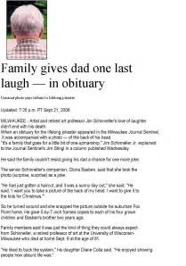 Template For Writing An Obituary by Exles Of Obituaries Search Engine At Search