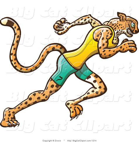 cheetah clipart royalty free cheetah stock big cat designs