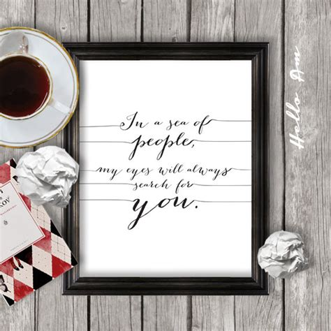 printable quotes for gallery wall unavailable listing on etsy