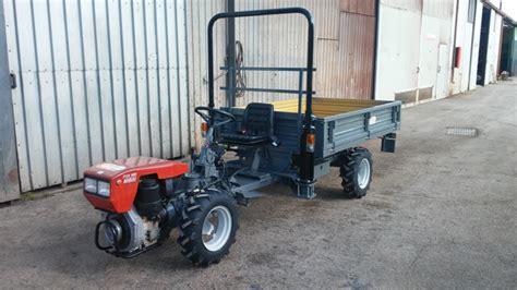 motoagricola cabinata agricar2 usato trattori