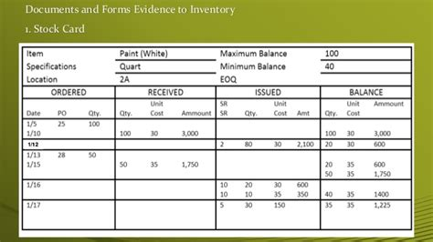 inventory management reports sle inventory management report facility inventory