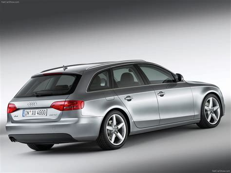 Audi A4 Avant (2009) picture 30 of 69