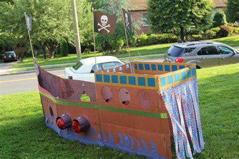 cardboard boat for play 30 creative diy cardboard playhouse ideas