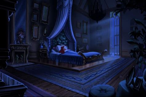 Ariel Bedroom | which princesses bedroom do you prefer poll results