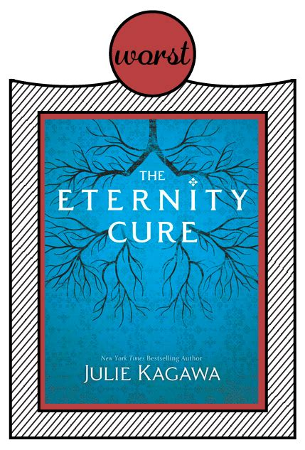Eternity Cure Blood Of Book 2 the bookmaidens a year in books best worst book covers