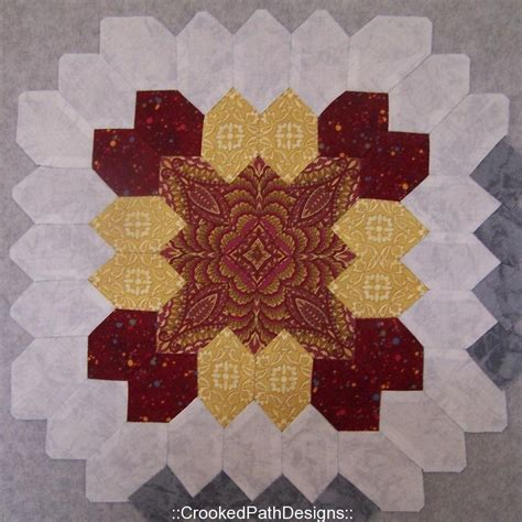 Patchwork Of The Crosses Template - patchwork of the crosses crooked path designs