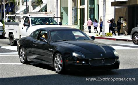 Maserati Of Beverly Maserati Gransport Spotted In Beverly California On