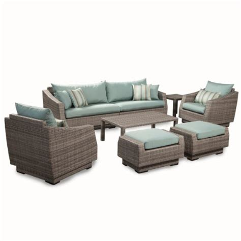 Rst Outdoor Furniture by Rst Outdoor 8 Cannes Sofa And Club Chair