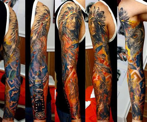 native american sleeve tattoos 78 best images about american tattoos on