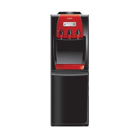 Harga Sanken Hygienic Water Dispenser harga sanken water dispenser air hwe 69 bl pricenia
