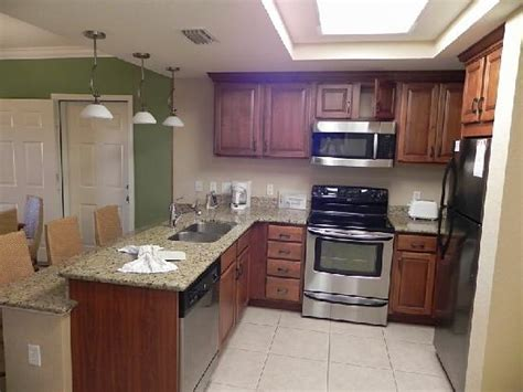 Kitchen Picture Of Westgate Lakes Resort Spa Orlando Hotels With Kitchens In Orlando Florida