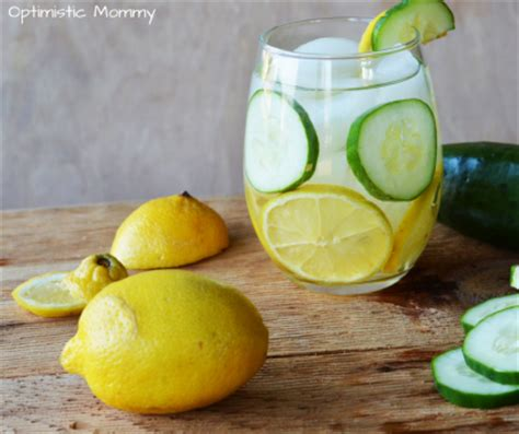 How Does Lemon And Cucumber Water Detox Work by Lemon Cucumber Detox Water Tasty Kitchen A Happy Recipe